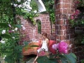 ガーデンカフェ(1)