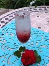 薔薇ジュース(2)